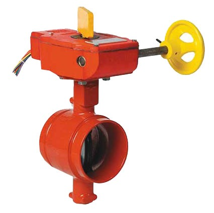 Air Operated Water Valves