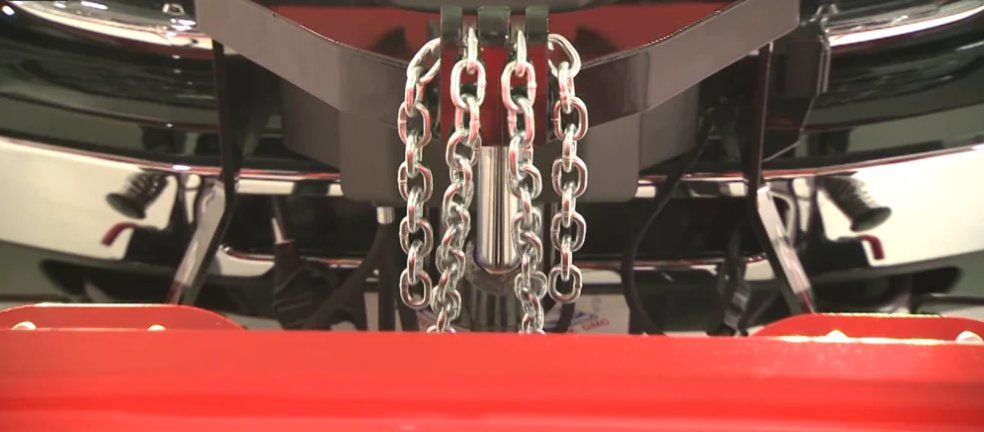 CHAIN LIFT SYSTEM