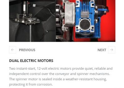 DUAL ELECTRIC MOTORS