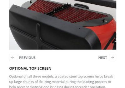 OPTIONAL TOP SCREEN