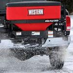 Western Pro Flow 900 Tailgate Spreader