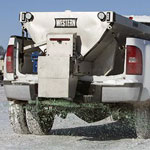 Striker™ Stainless Steel Hopper Spreader
