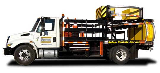 TMA, Cone, and Scissor Lift Trucks Custom Built to Your Specifications