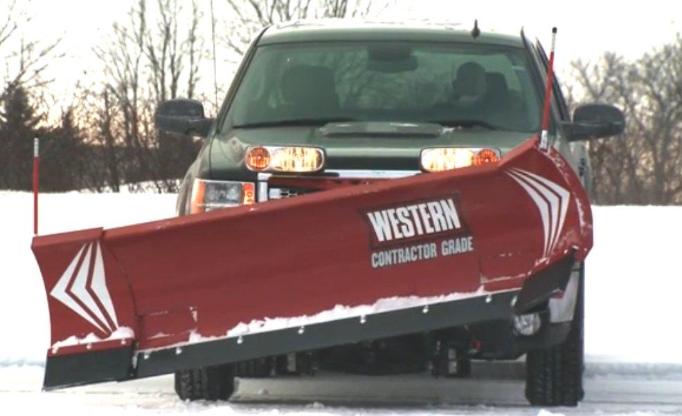 Western Pro Plus hydraulics