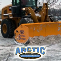 Arctic Snow Pushers for sale and service