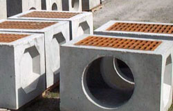 Your source for drainage needs with an assortment of options available in Pre-Cast and NDS Plastic Drainage