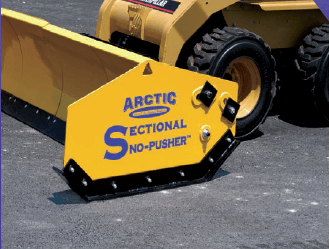 Arctic Sectional Snow Plow Pushers Sales Parts Service