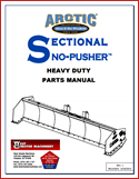 HEAVY DUTY PARTS MANUAL HD SERIES PUSHERS