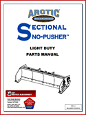 LIGHT DUTY PARTS MANUAL LD SERIES PUSHERS