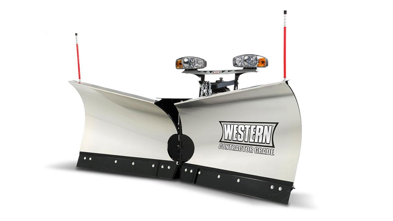 WESTERN® MVP 3™ snow plow