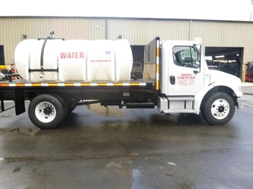 Dust Control Truck