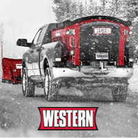Western Snow Spreaders for sale and service
