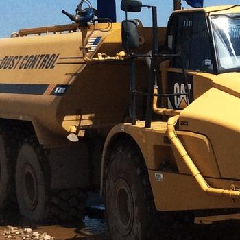 Dust Control Trucks