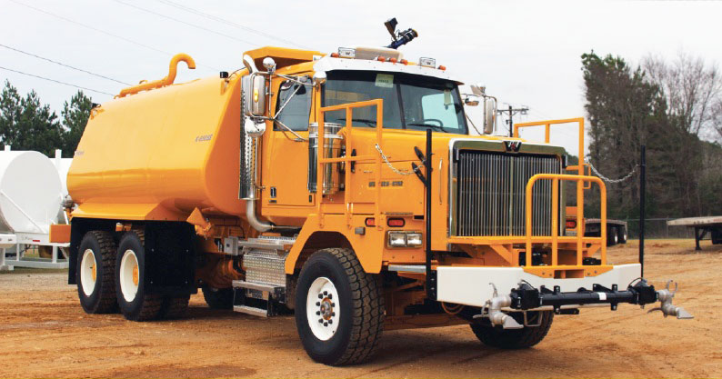 New SmartSpray™ technology introduced on 6500 Gallon Western Star 4900XD & 9000 Gallon Western Star 6900XD Water Trucks