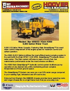 Western Star 6900 brochure PDF download