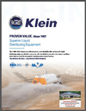 Klein Brochure General Products [PDF Brochure]