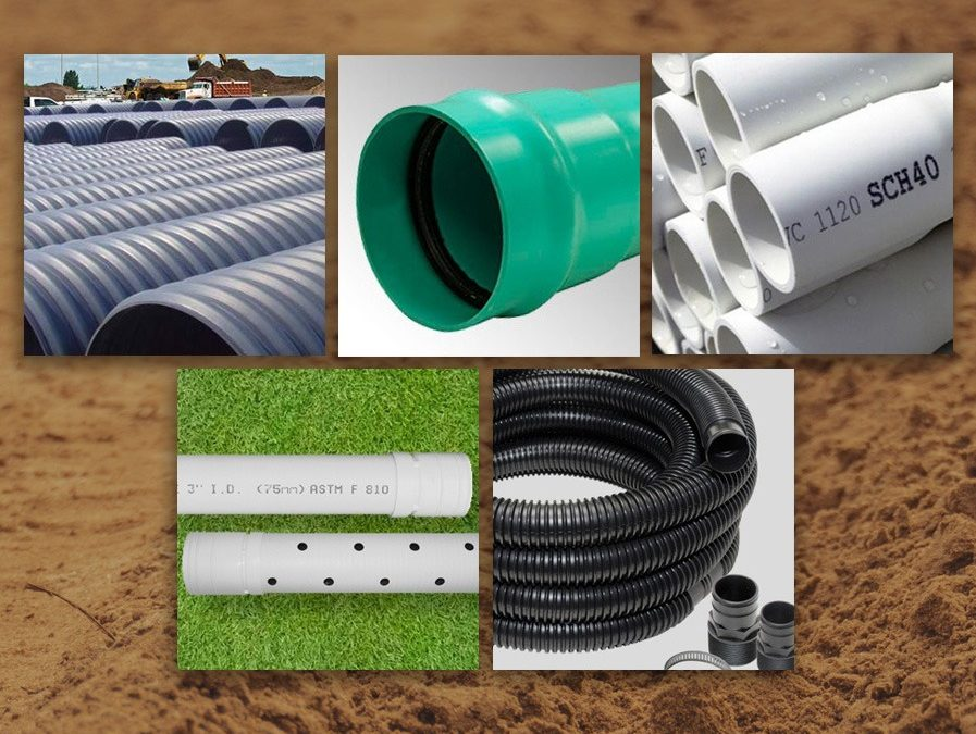 Plastic Drainage Pipes What Are The Different Types And Strengths