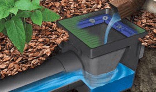 Water drainage solutions