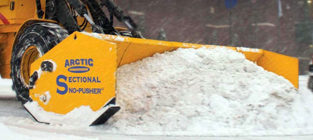 Snow and Ice Removal Traffic Calming Measures