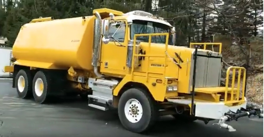 WESTERN STAR 4900 XD WATER TRUCK – In Stock and ready for delivery