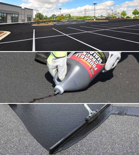 Asphalt Maintenance Tips To Protect and Revive Home Driveways